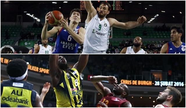 Spor Toto Basketbol Ligi'nde Play-Off heyecanı NTV Spor'da devam ediyor!