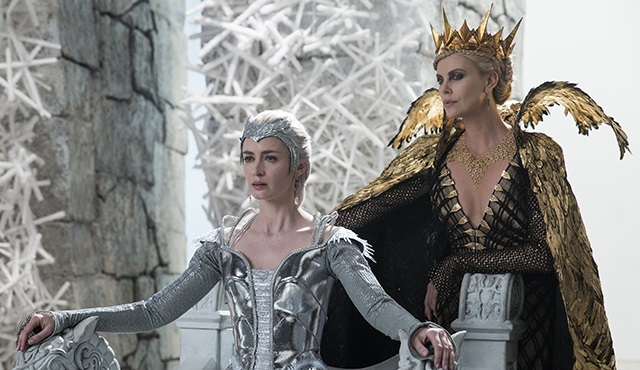 The Huntsman: Winter's War, Digiturk'te ekrana geliyor