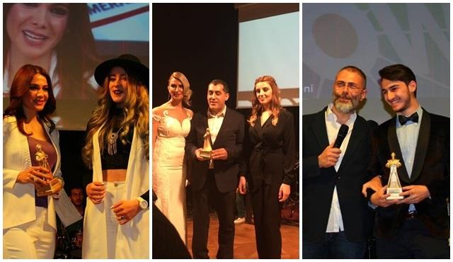 """""""Yılın Mimar Sinanları"""" Ödül Töreni'nden Show TV'ye ödül geldi!"""