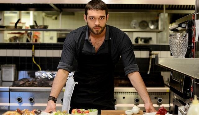 Furkan Andıç, Tatlı İntikam için mutfağa girdi!