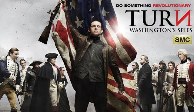 AMC dizilerinden Turn, 4. ve son sezon onayını aldı.