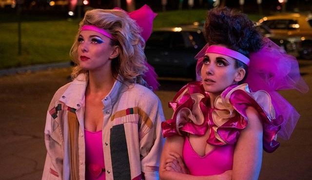 Netflix dizisi GLOW üçüncü sezonuyla 9 Ağustos'ta dönüyor