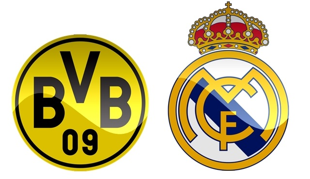Borussia Dortmund - Real Madrid karşılaşması TRT 1'de ekrana geliyor!