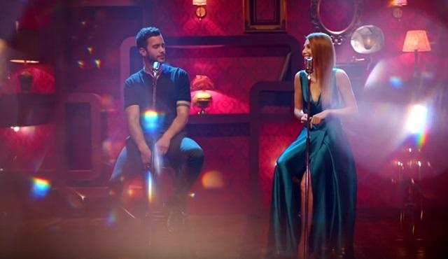 Barış Arduç ve Elçin Sangu, Mutluluk Zamanı filmi için düet yaptı!