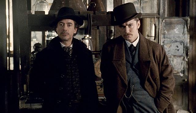 Sherlock Holmes, Moviemax Oscars'ta ekrana geliyor