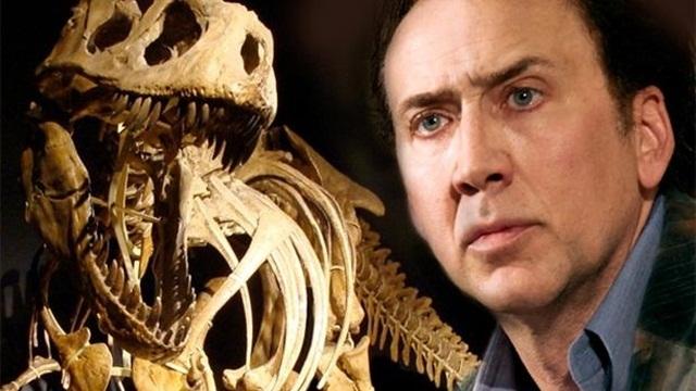 Hollywood Dedikoduları: Nicholas Cage'in satın aldığı dinozor heykeli çalıntı çıktı