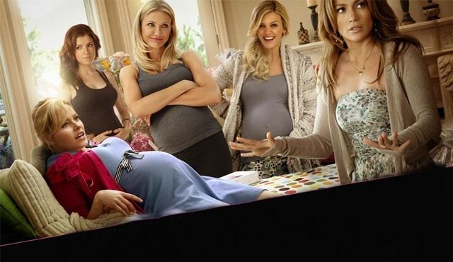Dikkat Bebek Var: Jennifer Lopez ve Cameron Diaz'dan kahkaha dolu bir komedi!