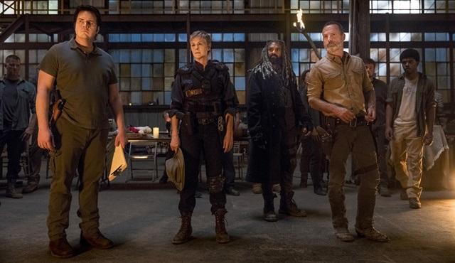 The Walking Dead merakla beklenen 9. sezonuyla FX'te ekrana gelecek!