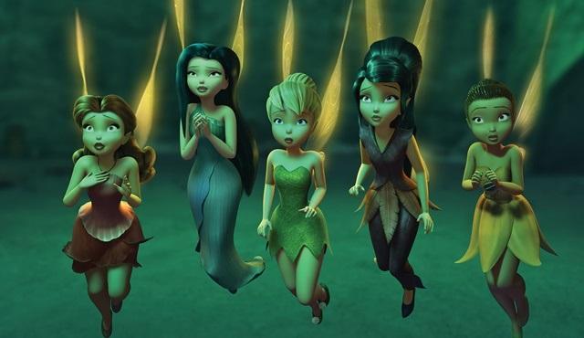 Tinker Bell ve Canavarlar Efsanesi filmi Tv'de ilk kez atv'de ekrana gelecek!