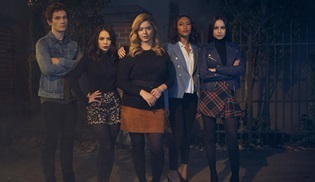 Pretty Little Liars'ın uzantısı The Perfectionists 20 Mart'ta başlıyor