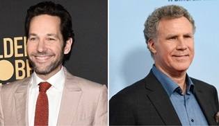 Paul Rudd ve Will Ferrell, The Shrink Next Door dizisinin başrollerini üstlendiler