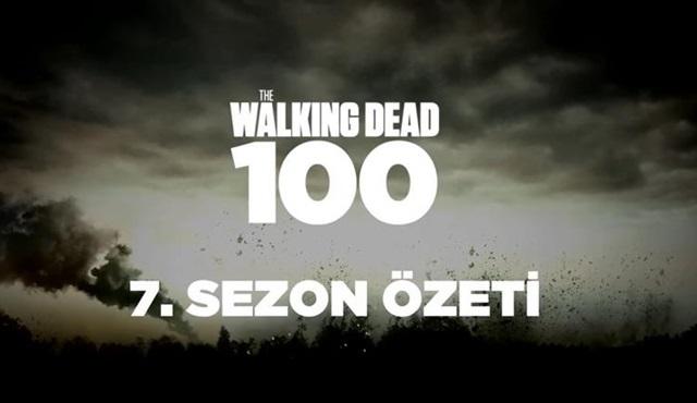The Walking Dead'in 7. sezonuna göz atmak ister misiniz?