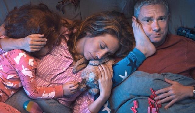 Martin Freeman'lı Breeders dizisi 2. sezon onayını aldı