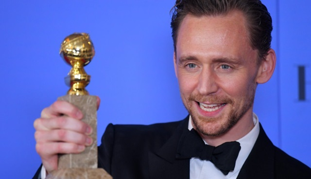 Tom Hiddleston, Netflix'in White Stork dizisinin başrolünü üstlendi