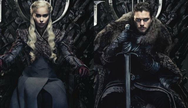 Game of Thrones'un final sezonu 15 Nisan'da başlıyor!