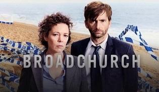 Broadchurch: Huzurlu bir sahil kasabası mı dedin, o da ne?