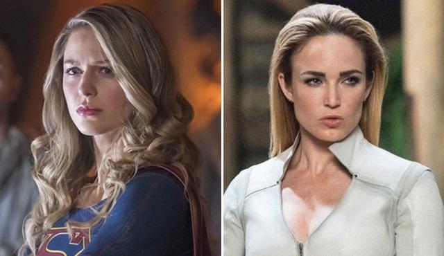 Supergirl ve Legends of Tomorrow dönüşümlü yayınlanacak