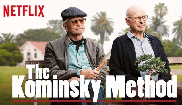 Netflix, The Kominsky Method dizisine 3. sezon onayı verdi