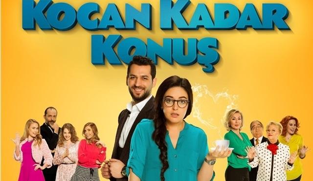 Kocan Kadar Konuş TV8'de ekrana geliyor!