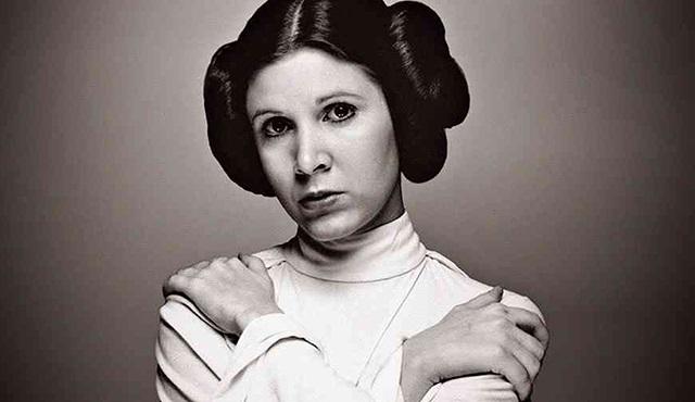 Bu Bir Veda Yazısı Değildir: Güç Seninle Leia...