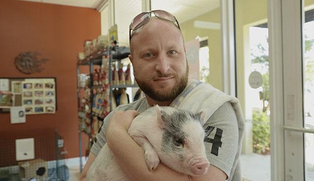 Egzotik Hayvanlara İlk Yardım 2. sezonu ile Nat Geo People'da