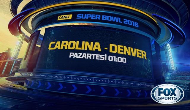 Super Bowl heyecanı canlı yayınla FOXSPORTS'ta yaşanacak!