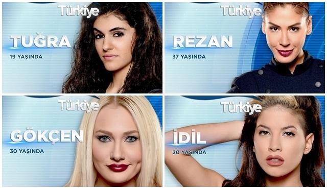 'Big Brother Türkiye' evinin beşinci elemesi gerçekleşiyor!