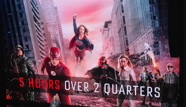 The CW, gelecek sezon için 5 dizilik ortak bölüm serisi hazırlıyor