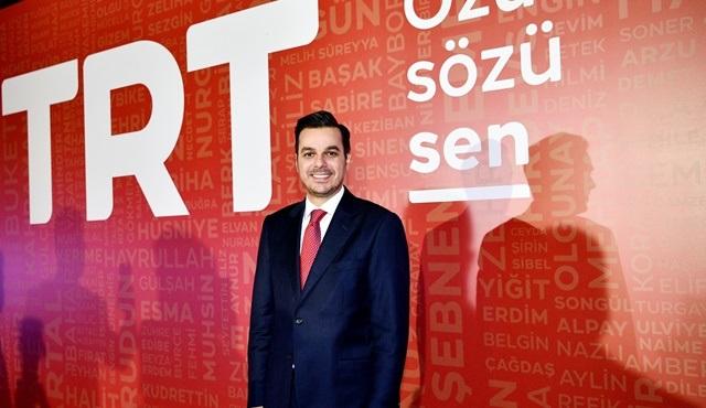TRT Yönetim Kurulu Başkanı ve Genel Müdürü İbrahim EREN, TRT'ye veda etti!