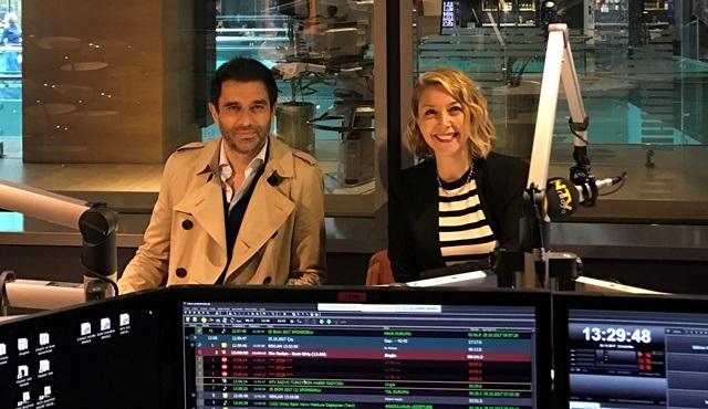 Cansel Elçin, NTV Radyo'ya konuk oldu!