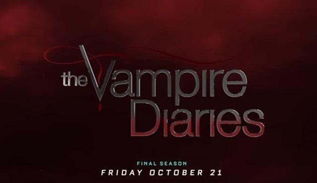 The Vampire Diaries'in final sezonundan bir fragman daha geldi