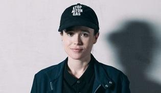 Ellen Page, transeksüel olduğunu açıklayarak ismini değiştirdiğini duyurdu
