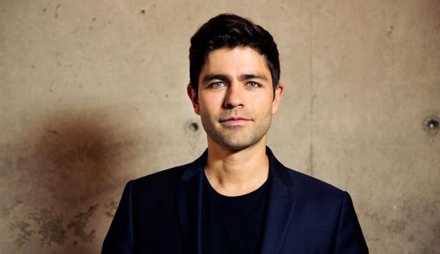 Adrian Grenier, Cipher dizisinin kadrosuna dahil oldu