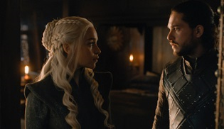 Game of Thrones'un 8. sezon çekimleri yaza kadar devam edecek