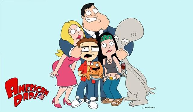 TBS, American Dad'e iki sezon onayı birden verdi