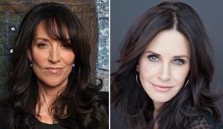 Katey Sagal ve Courteney Cox, Shameless'ın kadrosuna katıldılar