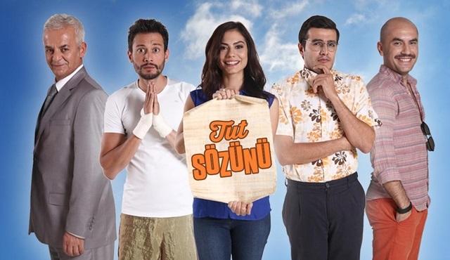 Tv'de İlk Kez: 'Tut Sözünü'' Star TV'de ekrana geliyor!