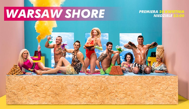 Warsaw Shore, player.pl'de rekor kırdı