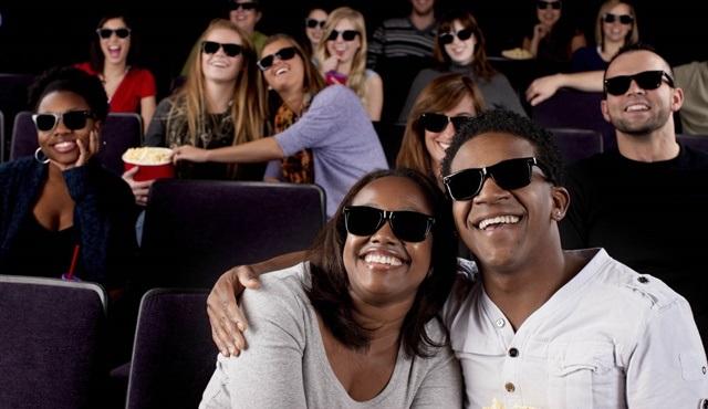 Türkiye'de en çok öğrenciler ve genç çalışanlar sinemaya gidiyor!
