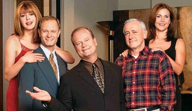 Frasier'ın ekrana dönüşü için görüşmelere başlandı