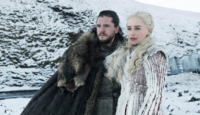 Game of Thrones'un 8. sezonundan ilk kareler geldi