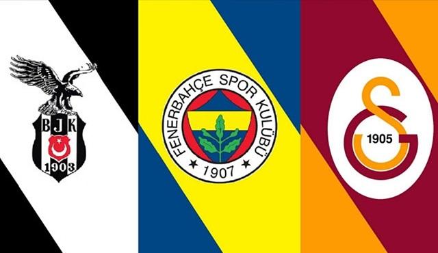 Beşiktaş, Fenerbahçe ve Galatasaray'ın ZTK maçları ATV'de!