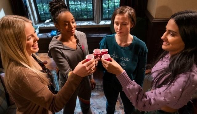 HBO Max'in yeni dizisi The Sex Lives of College Girls 18 Kasım'da başlıyor