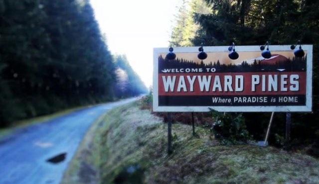 Wayward Pines: Cennete (?) hoş geldiniz!
