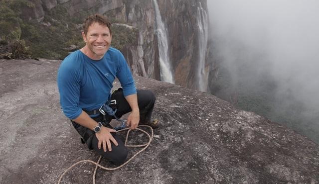 Steve Backshall'la 'Sıra Dışı Dağcılık' BBC Earth'te başlıyor!