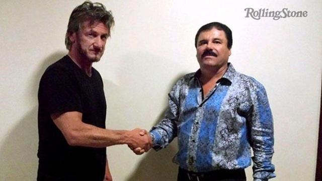 Hollywood Dedikoduları: Sean Penn uyuşturucu baronunu yakalattı