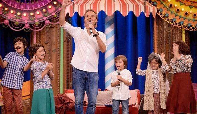 Cuma gecesi herkes Güldüy Güldüy Show Çocuk izledi!