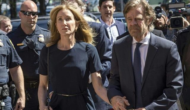 Felicity Huffman'ın rüşvet skandalı sonrası aldığı ceza belli oldu