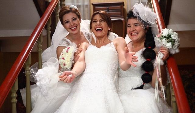 3 Nikah 1 Düğün!