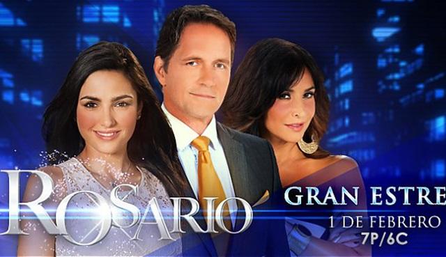 Estrella TV'nin yeni dizisi Rosario'nun yayın tarihi belli oldu